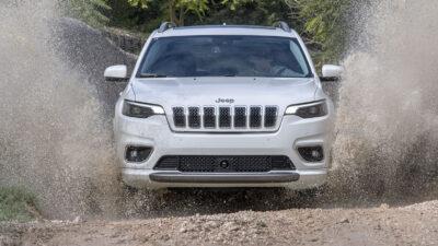 Permalänk till:Jeep Cherokees, on road, off road och Jeep heritage