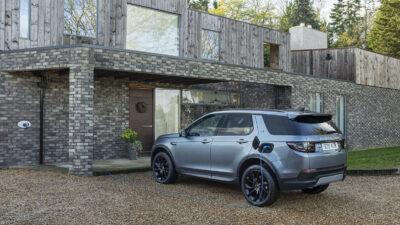 Permalänk till:Fler laddhybrider från Land Rover