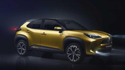 Permalänk till:Liten tuff SUV byggd på Toyota Yaris
