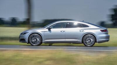 Permalänk till:VW Arteon och Tiguan kommer som laddhybrider