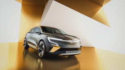 Permalänk till:Renault Megane eVision