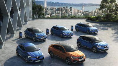 Permalänk till:Seriös hybridsatsning från Renault
