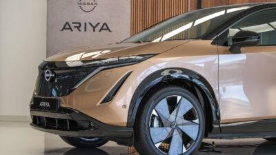 Permalänk till:Nissan Ariya banar väg för morgondagens infrastruktur.