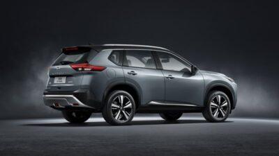 Permalänk till:Nissans vuxna SUV, X-Trail med effektiv drivlina
