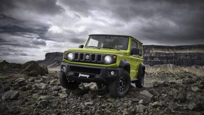 Permalänk till:Suzuki Jimny som mini-lastbil