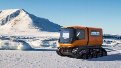 Permalänk till:Polarforskningsfordon utan växthusgasutsläpp