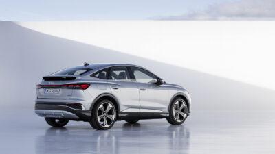 Permalänk till:Priser och säljstart för Audi Q4 Sportback e-tron