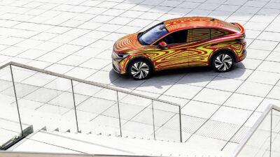 Permalänk till:Elegant SUV-coupé nästa ID-modell från VW